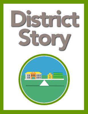 District Story thumb: Funding