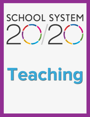 System 20/20 Teaching thumb