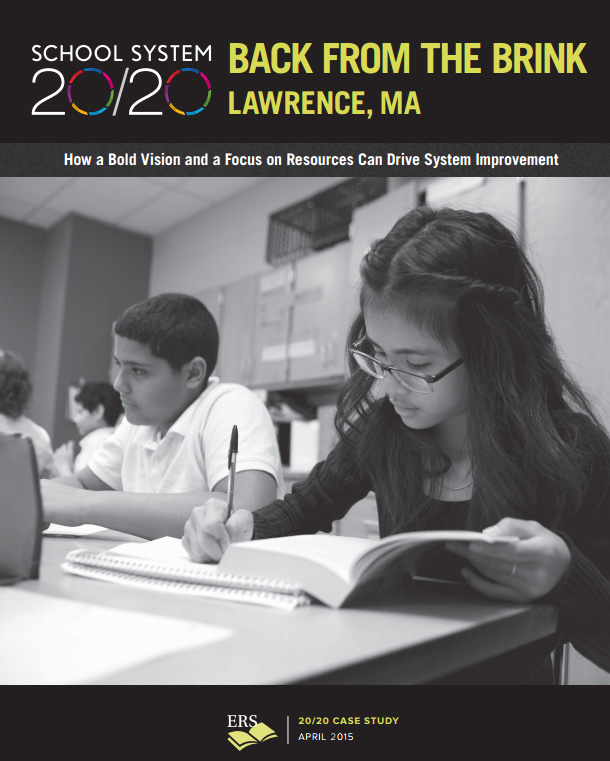 Back from the Brink: A Case Study of Lawrence Public Schools