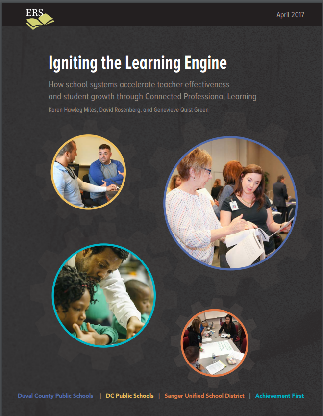 Professional Learning Cover